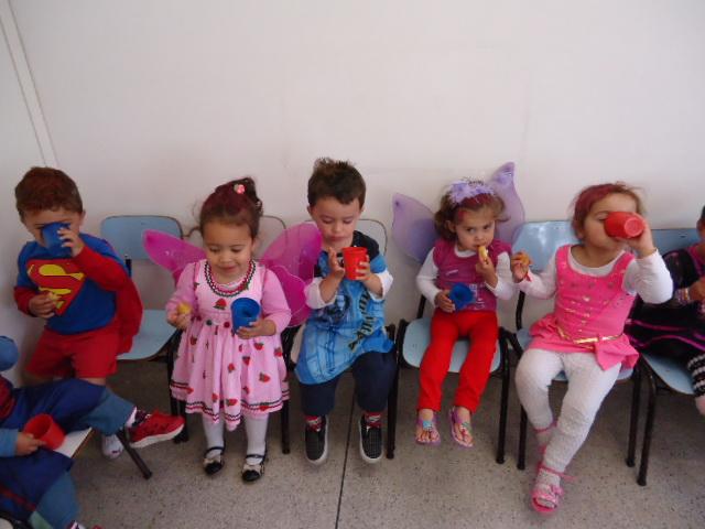 Festa do dia das crianças