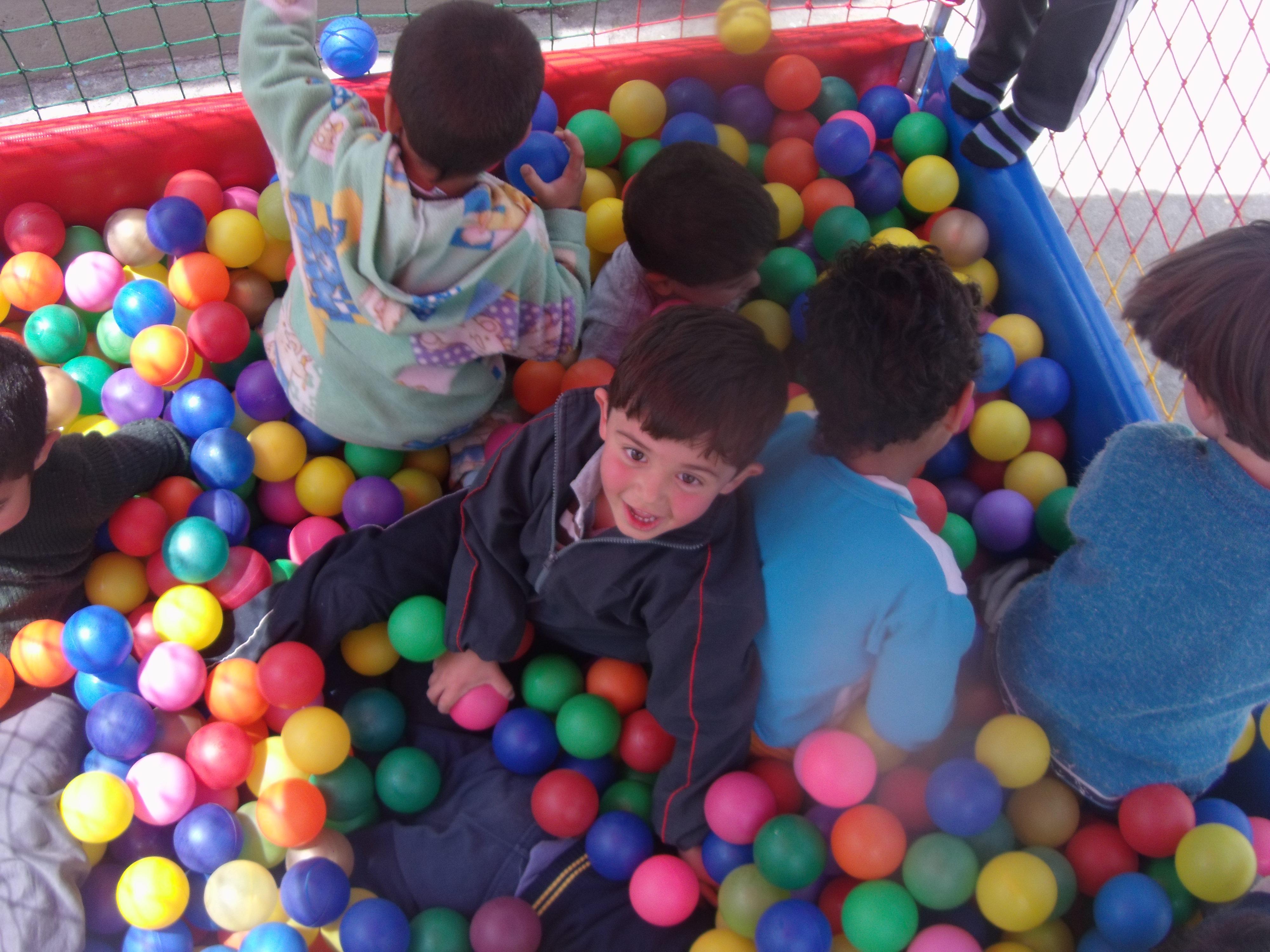 A semana que antecedeu o Dia das Criança no CMEI foi bem divertida...