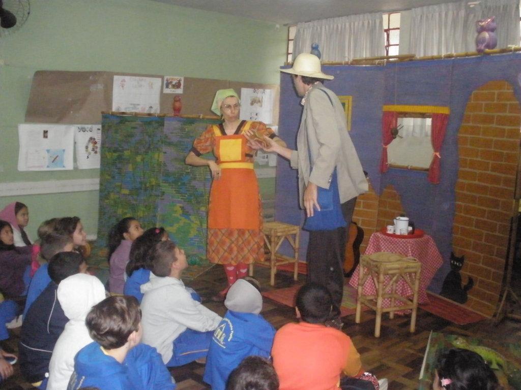 V Sarau Papo Cultural