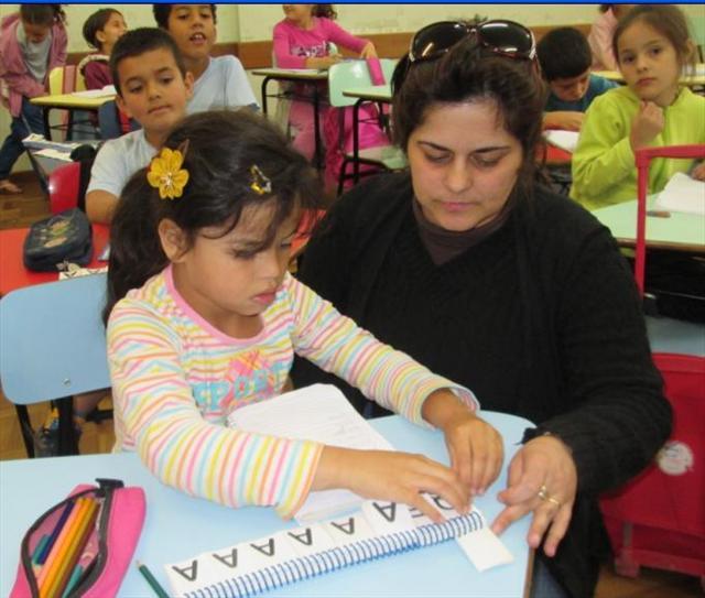 aprendendo a ler e escrever