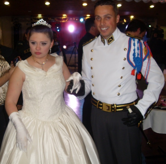 Baile de Debutantes