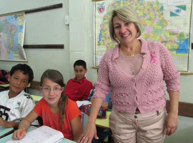 Professora Chique é a nossa!