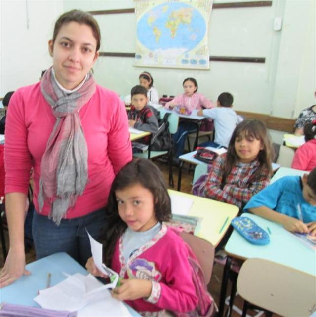 Professora Daniela você é incrível.