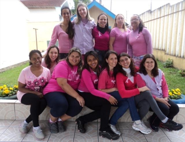 Outubro rosa e dia das crianças