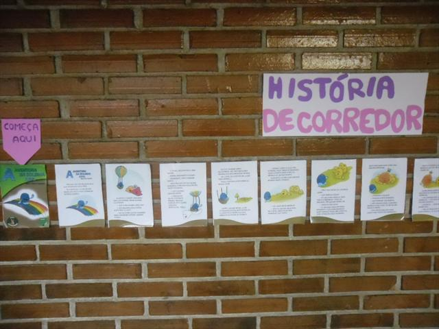 História de corredor
