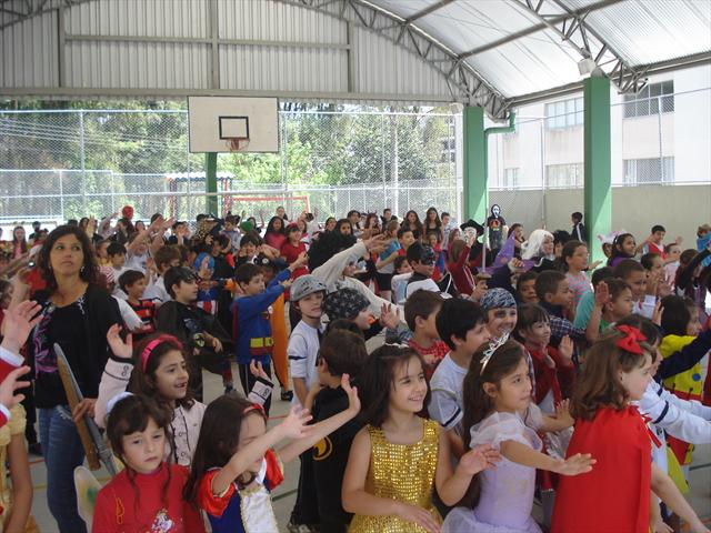 Dia das Crianças - dança1