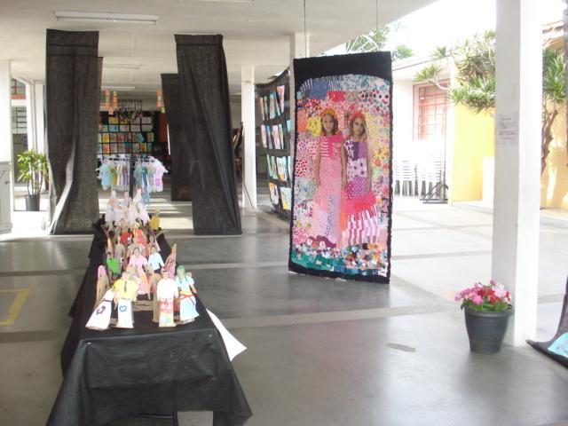 V Sarau Papo Cultural Escola Nympha Peplow