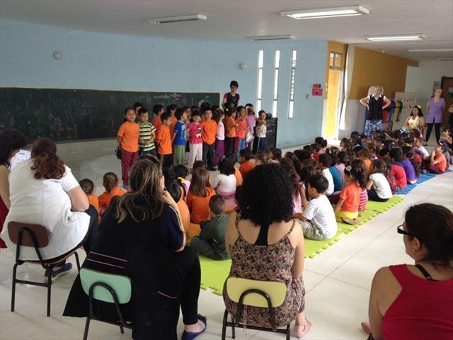 Apresentação centenário de Vinicius de Moraes