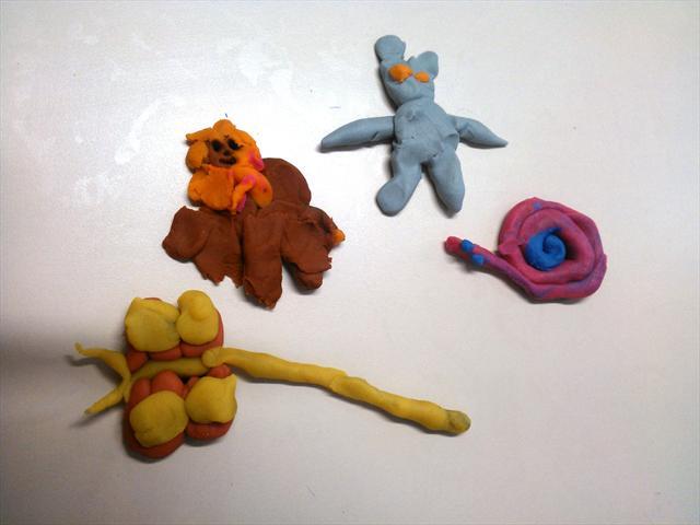 Borboleta,caracol,leão