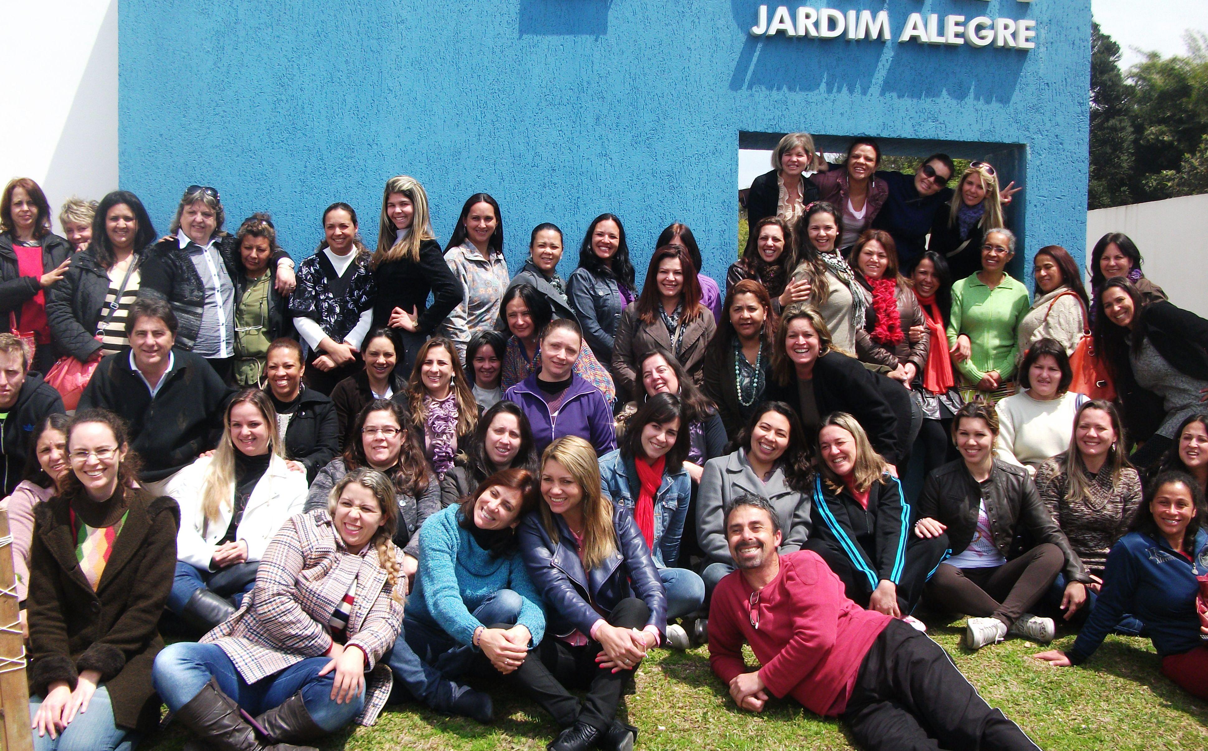 Reunião SEP CMEI Cantinho do Sol e Jardim Alegre