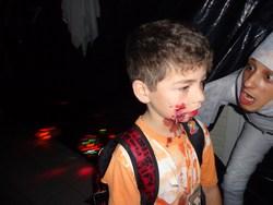 """Em fechamento do planejamento da biblioteca com o """"Outubro arrepiante"""", escola realiza comemoração do Halloween."""