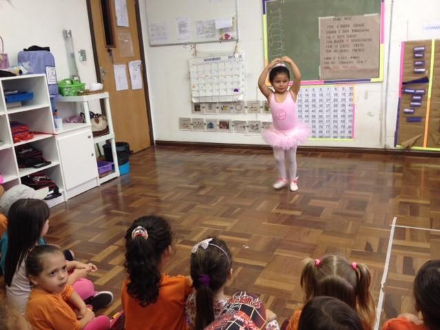 Sequencia didática de dança