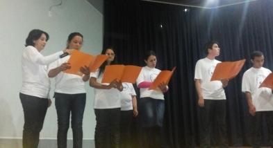 Noite de Talentos da Educação de Jovens e Adultos do Bairro Novo