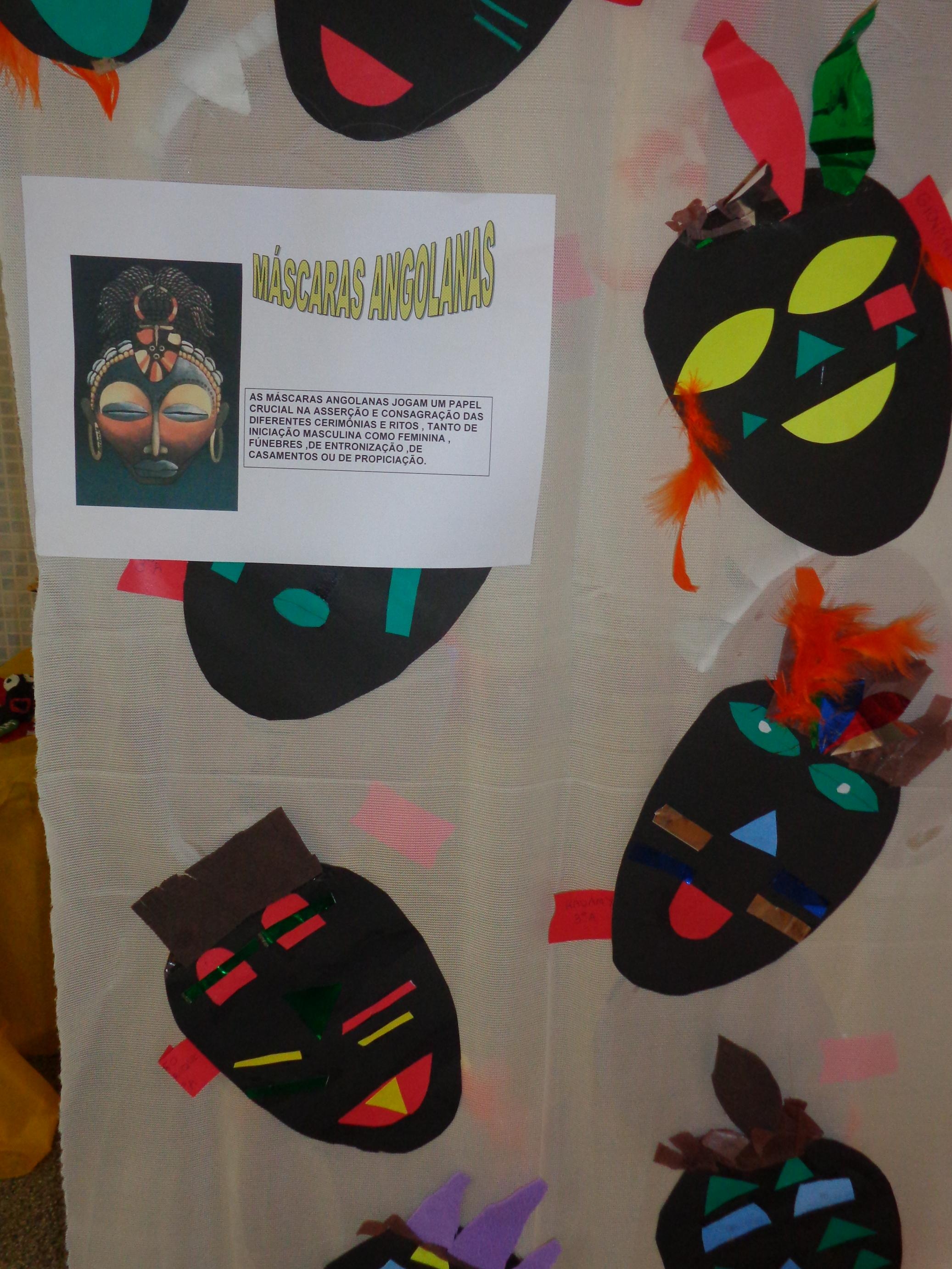 Mostra de Arte: Étnico racial