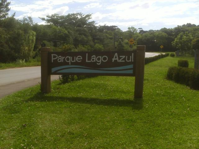passeio ao parque lago azul