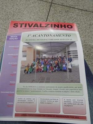 Jornal STIVALZINHO