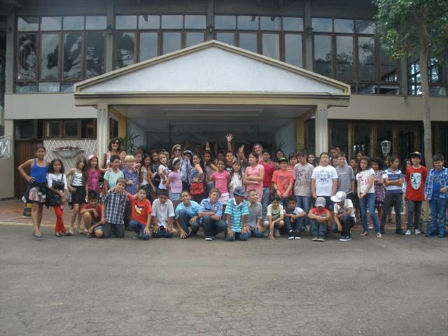 Encerramento 5º ano 2013