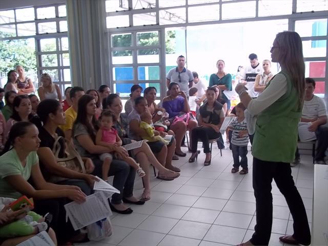 1ª REUNIÃO DE PAIS - CMEI VILA LEÃO - FEVEREIRO 20