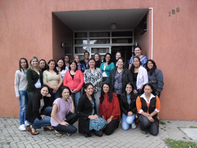 Equipe do CMEI Butiatuvinha