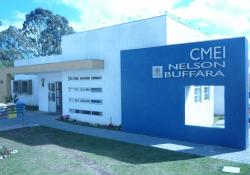 Foto fachada do CMEI