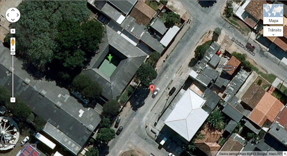Vista Cmei Independência - Google Maps