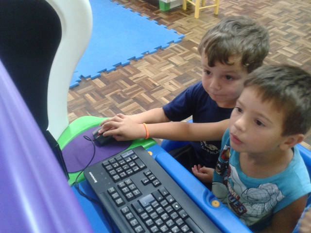 Kids - e escrita