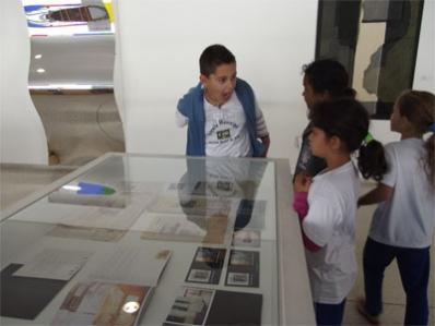 Visita ao Museu Oscar Niemeyer!
