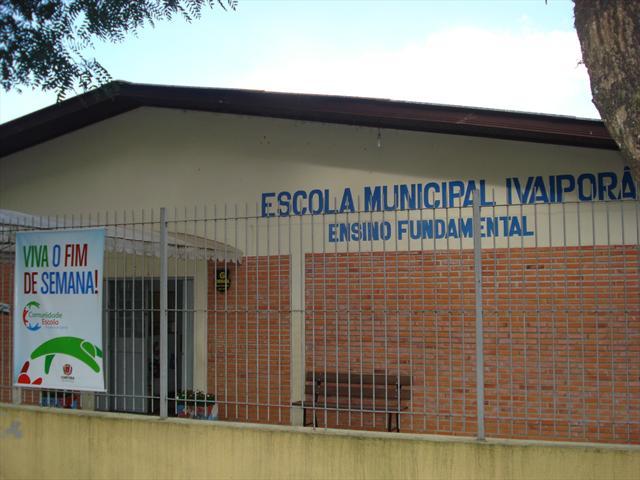 Estrutura - E.M. Ivaiporã