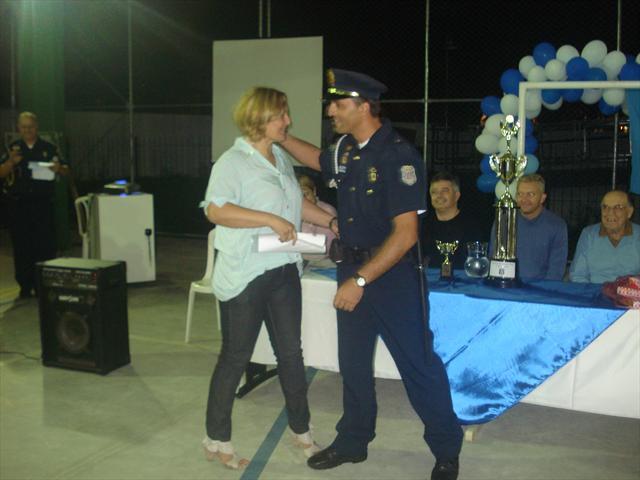Cerimônia de Incorporação da Guarda Mirim.