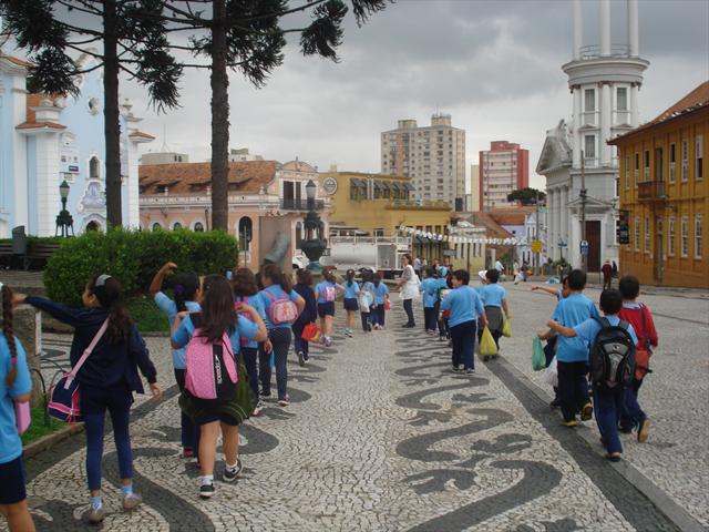 passeio no centro histórico