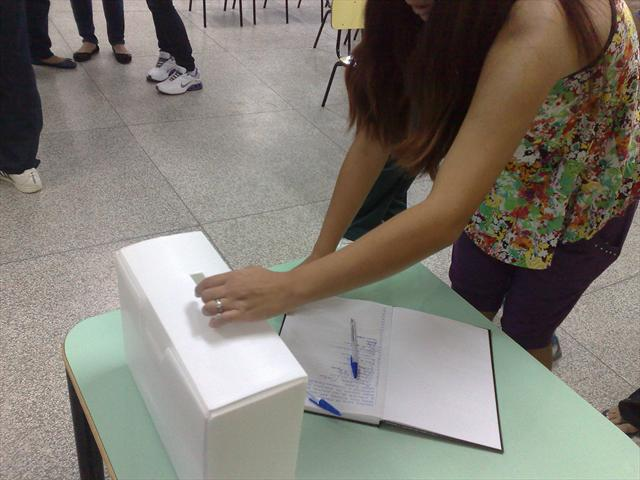 Eleição APPF.