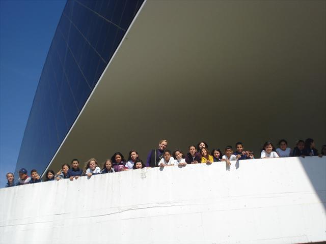 Visita ao Museu Oscar Niemeyer