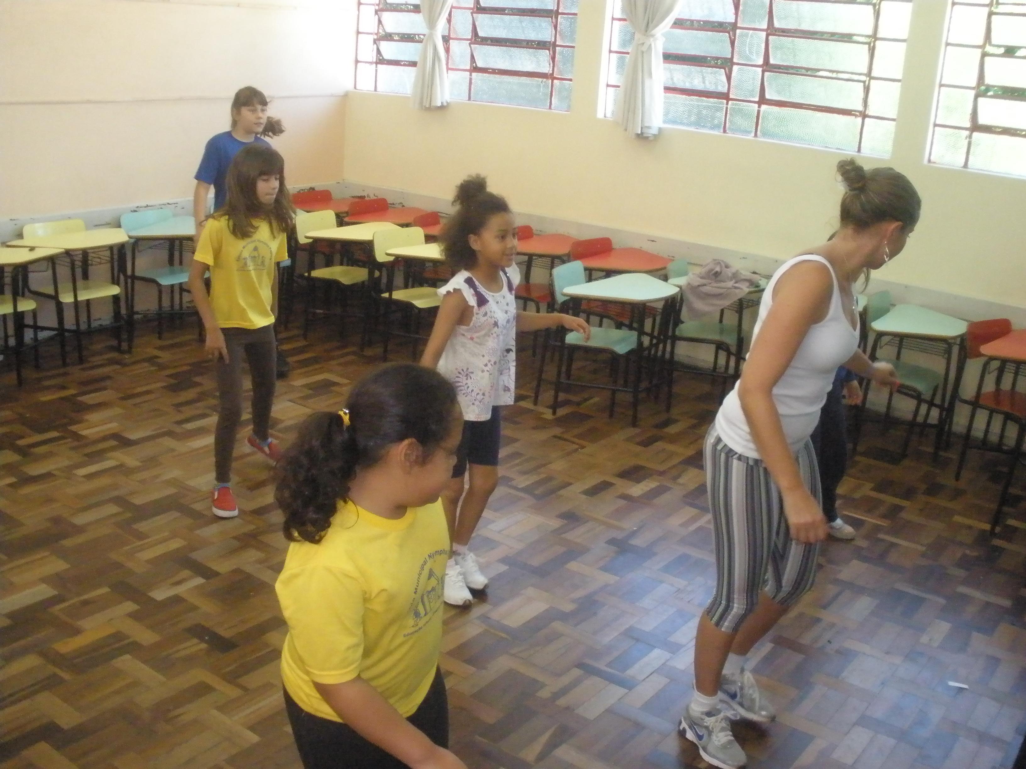 Projeto Dança