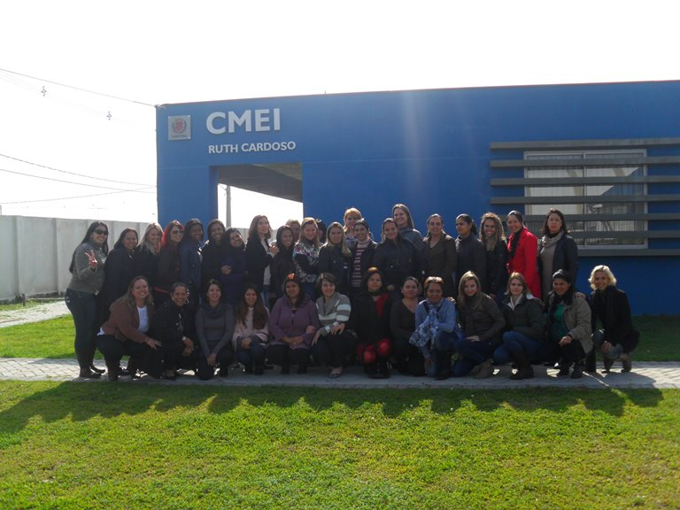 Equipe CMEI Ruth Cardoso 2013