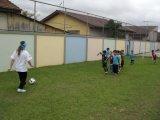 aula de futebol