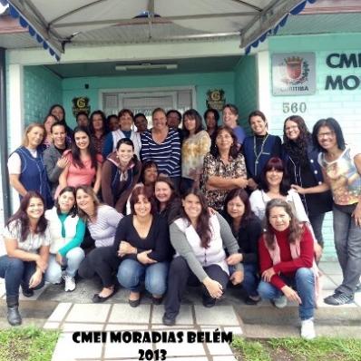 Equipe de Profissionais do CMEI