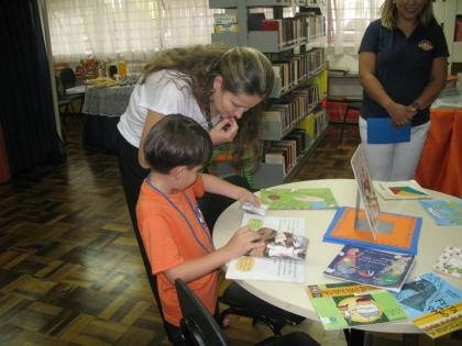Visita Secretária da Educação