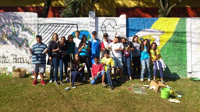 Alunos participam de projeto Festival das Escolas