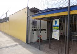 CMEI Santo Antônio.