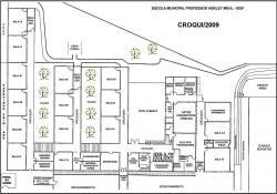 Estrutura da Escola Municipal Herley Mehl