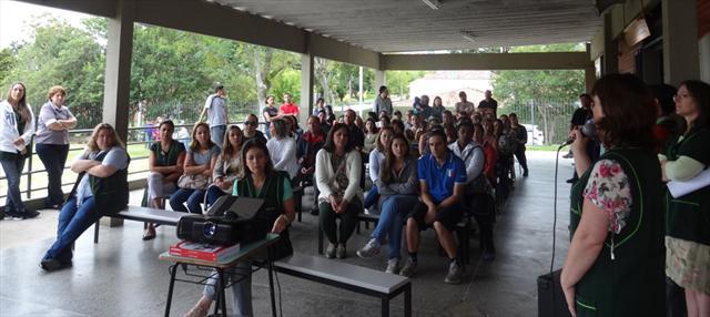1ª Reunião E.M. Campo Mourão