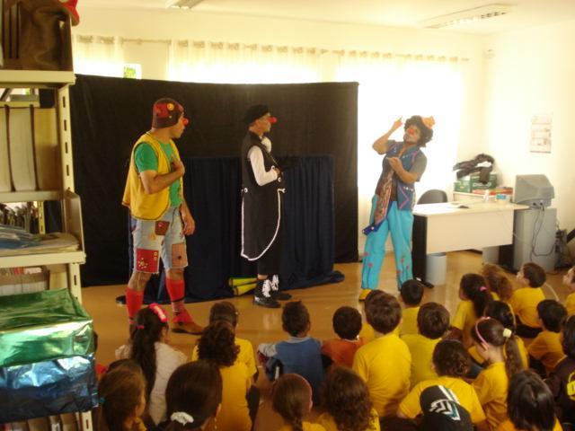 Show da Banda Cacareco -  Projeto Quimeras