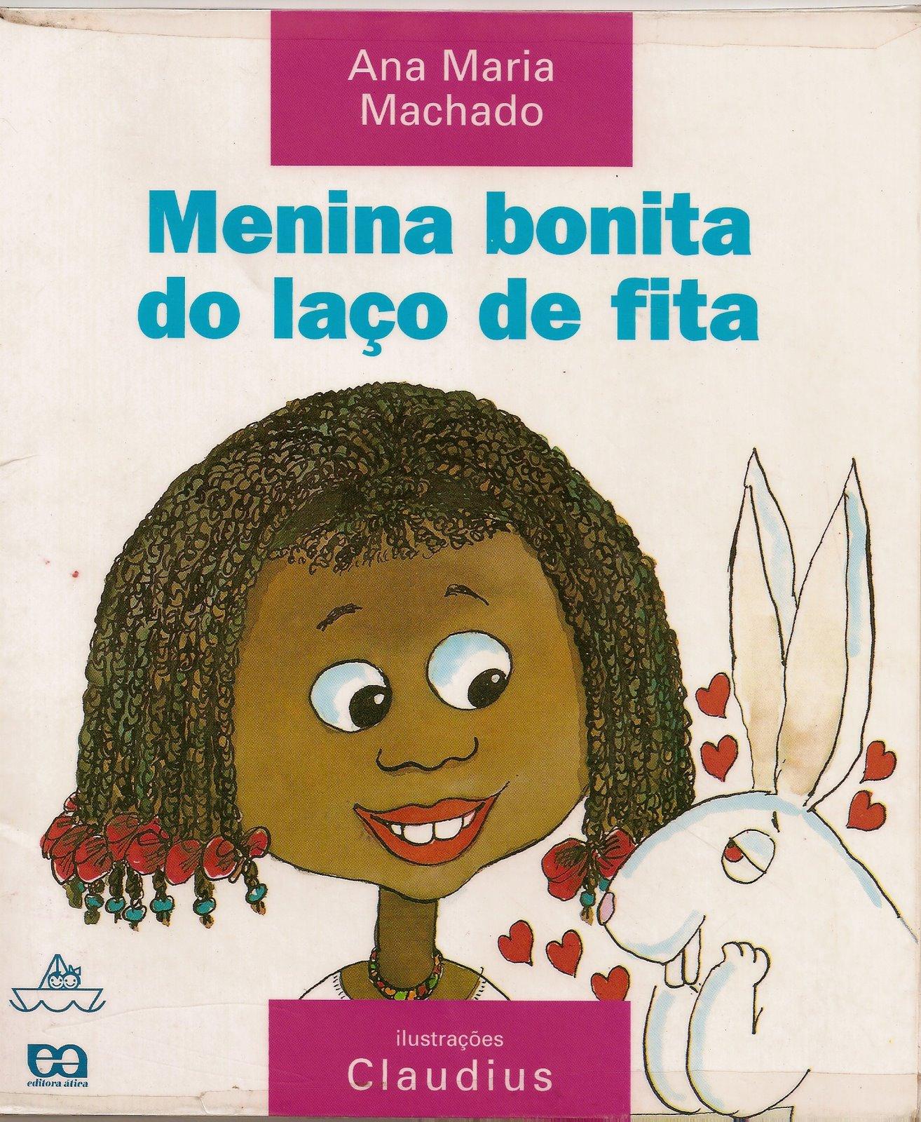 História Maria Bonita do Laço de Fita