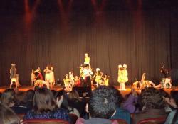FESTIVAL DE DANÇAS 2012