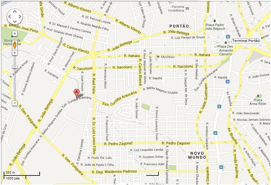Localização/mapa da escola2