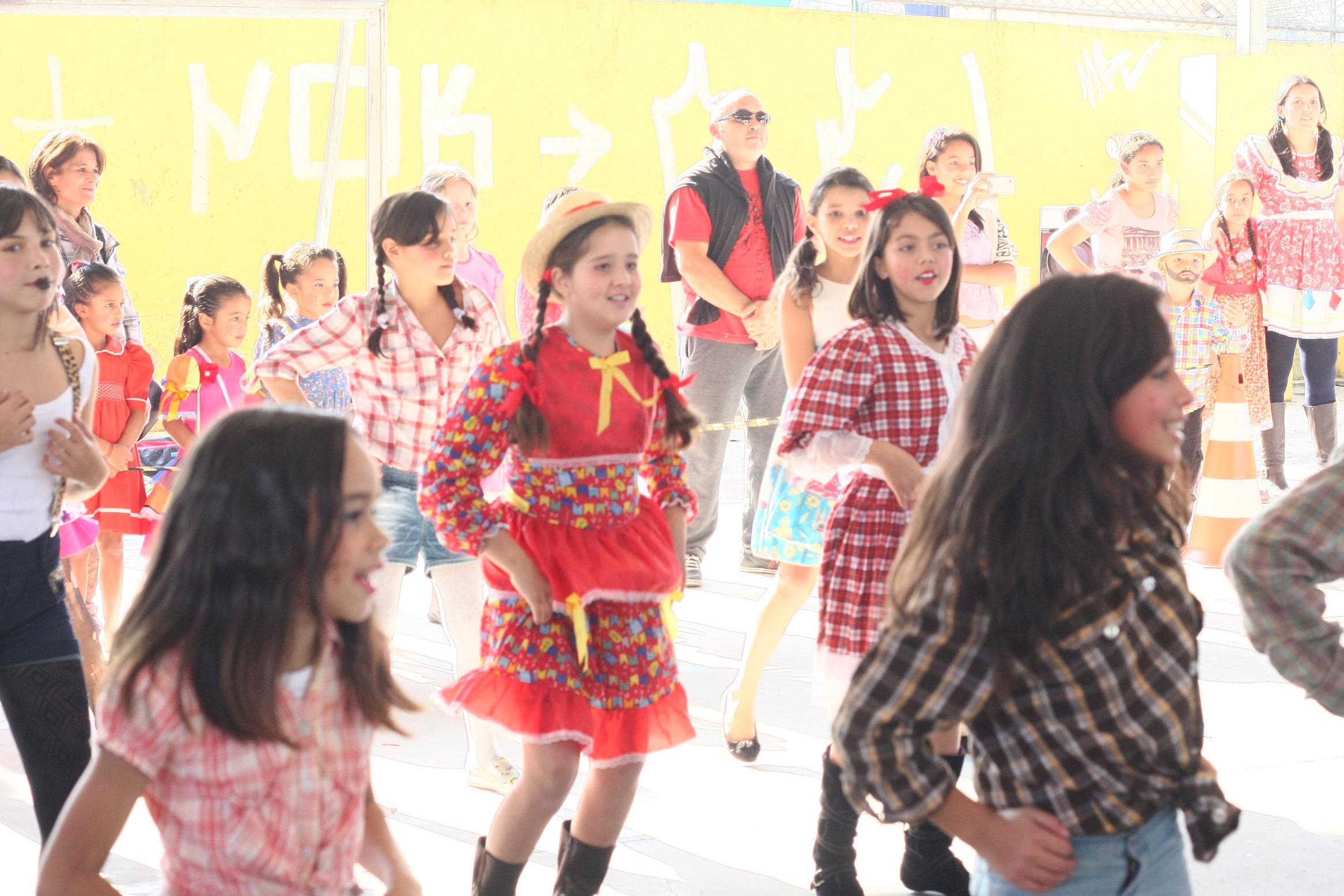 Dança 5ºs anos