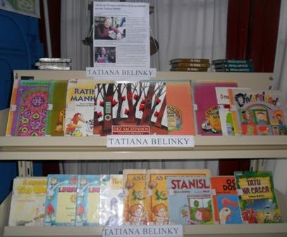 Homenagem à Tatiana Belinky