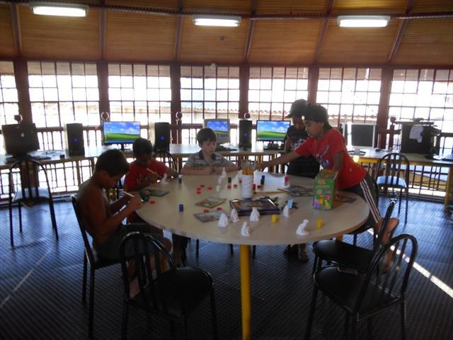 Atividades do Farol do Saber - Programa Comunidade Escola