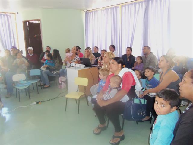 2ª Integração com Famílias