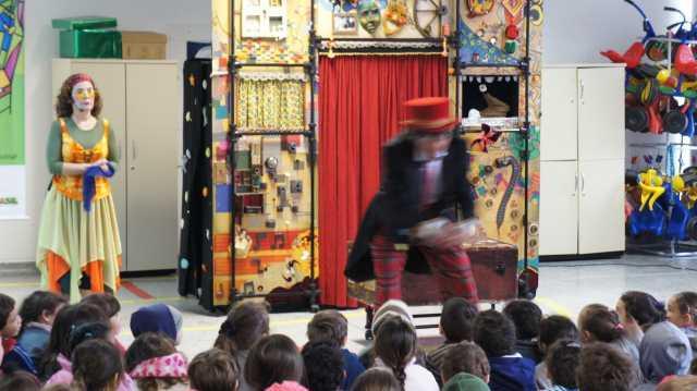Projeto: Teatro nas escolas